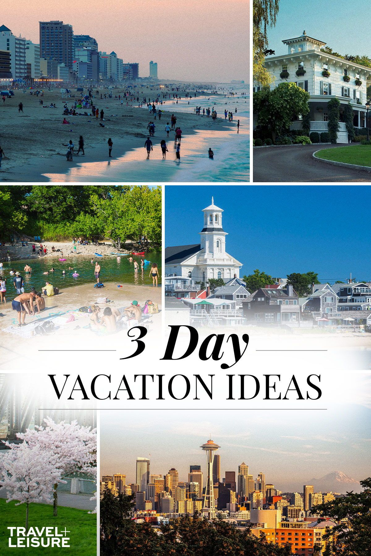 3 Day Vacation Ideas Weekend Vacations Weekend Getaways For Couples Best Weekend Getaways