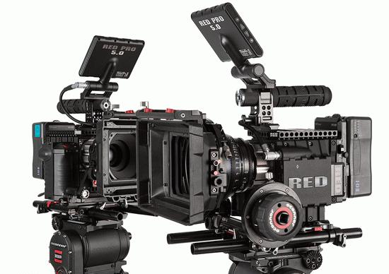 Red Digital Epic And Scarlet Cameras