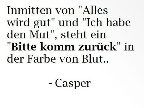 Casper - Alaska #lyrics #XOXO #deutsche musik