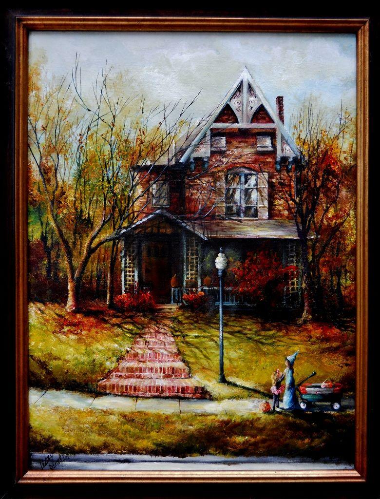 """""""Indiana Autumn Memories"""""""