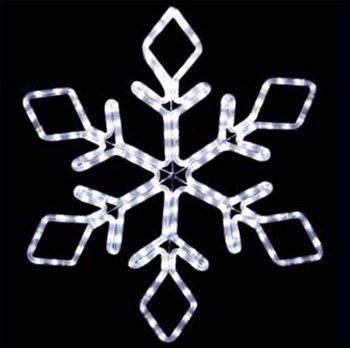 22 Led Snowflake By Brilliant Brand Lighting 99 99 Features