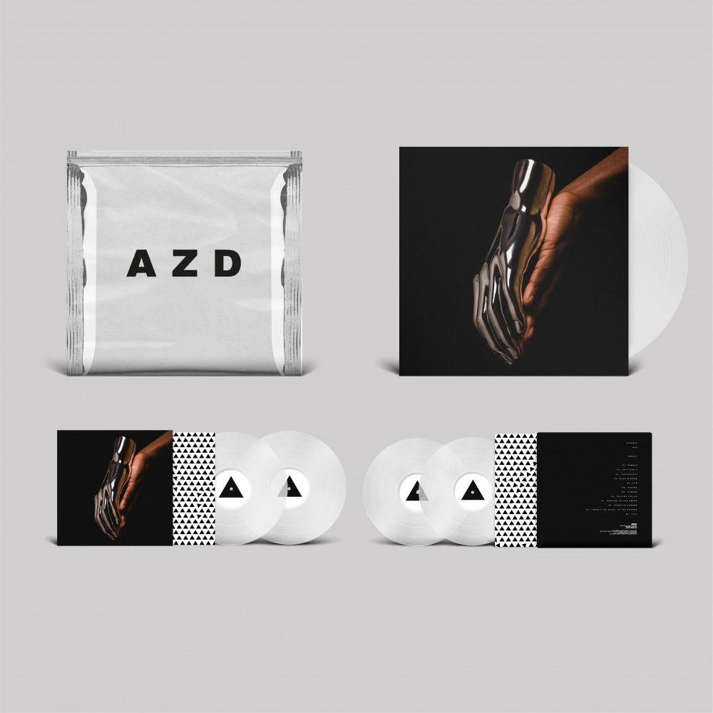 Actress returns with new album AZD on double vinyl