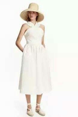 Vestido H&M algodon 60€ Me encanta todo!