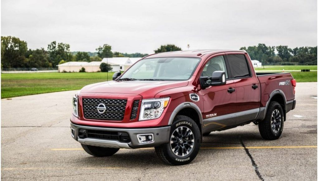 2017 Nissan Titan Pro 4X >> 2018 Nissan Titan Pro 4x V8 Redesign And Release Date