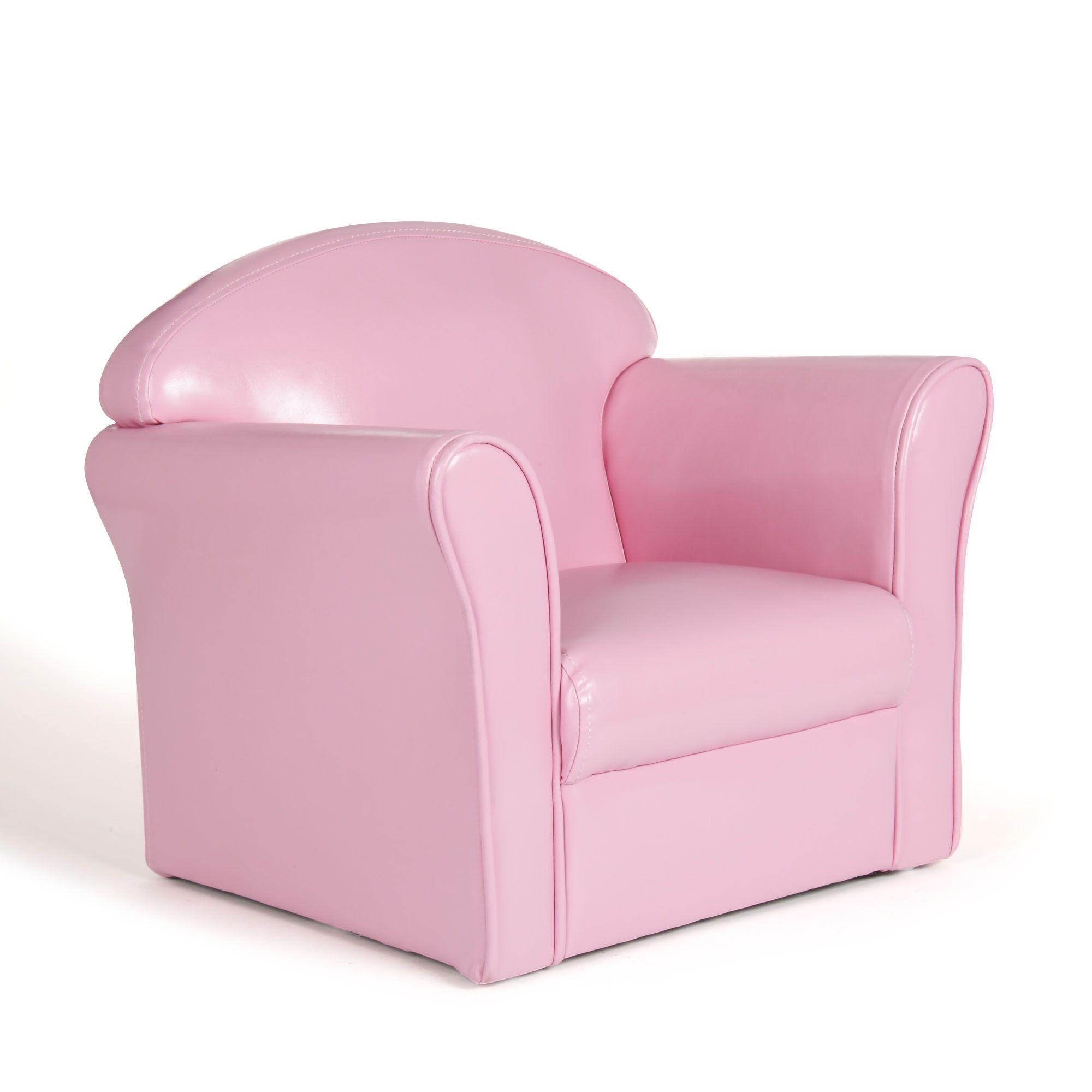 fauteuil club enfant rose p le clubby les chaises et fauteuils enfants meubles d 39 enfant et. Black Bedroom Furniture Sets. Home Design Ideas