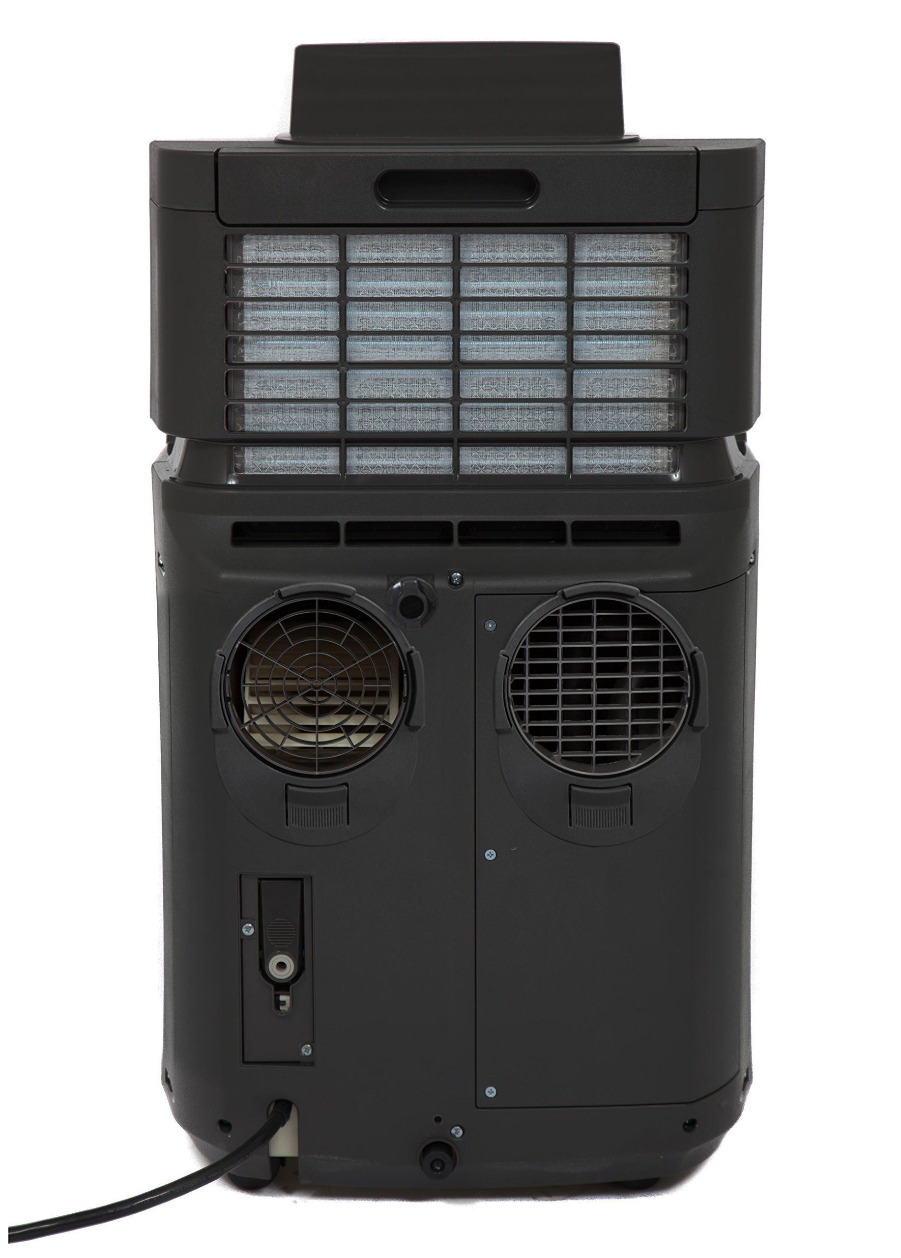 Whynter Arc122dhp Elite 12000 Btu Dual Hose Digital Portable Air Conditioner With Heat And Drain Pump Click On The Image For Additional Details