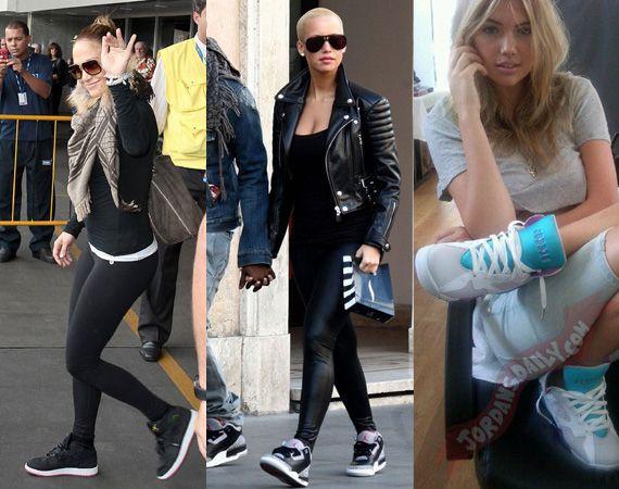 finest selection 423af f7e8c 100-girls-in-air-jordans | Fashion killa | Jordans, Air ...