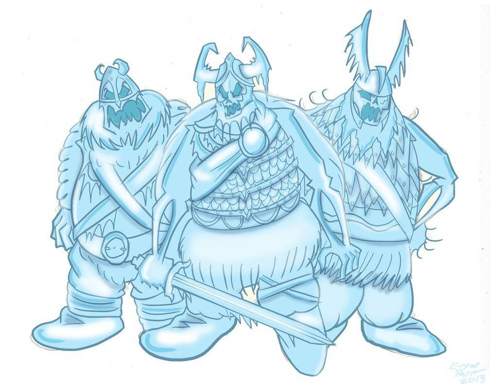 Ice Vikings