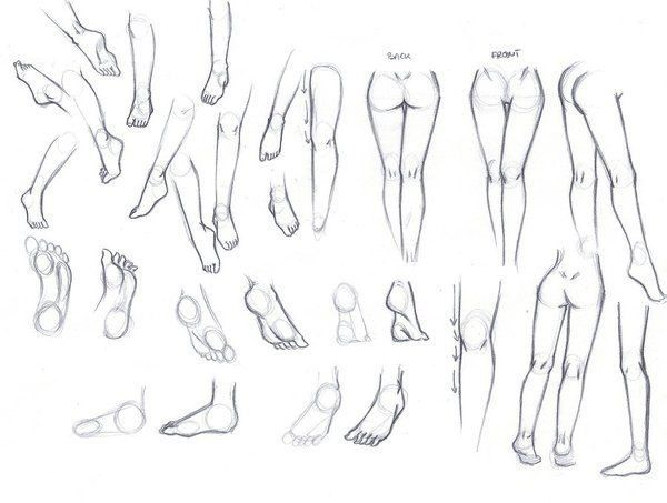 Как нарисовать тело руки ноги массажер medisana 860