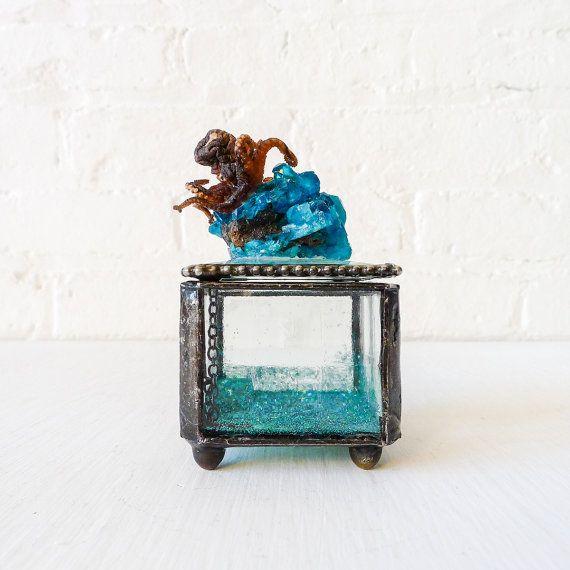 10 SALE  Little Miss Splash Puss  REAL Octopus by EarthSeaWarrior, $221.00