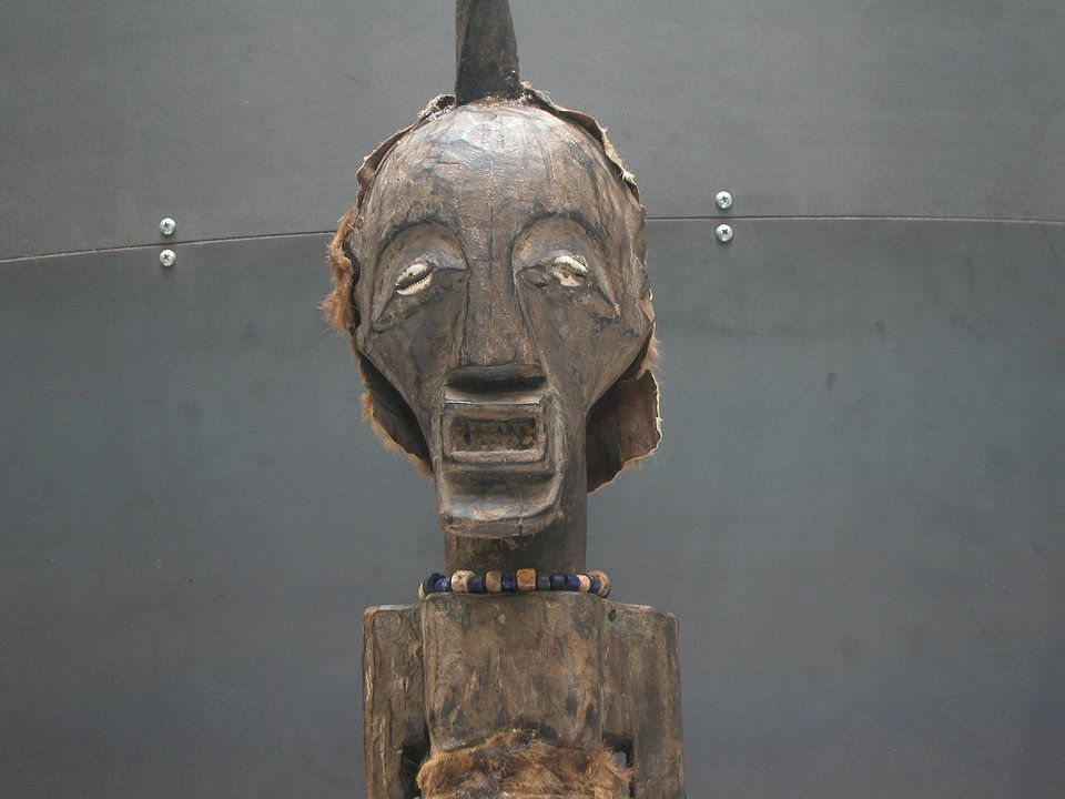 collection-africaine | STATUES