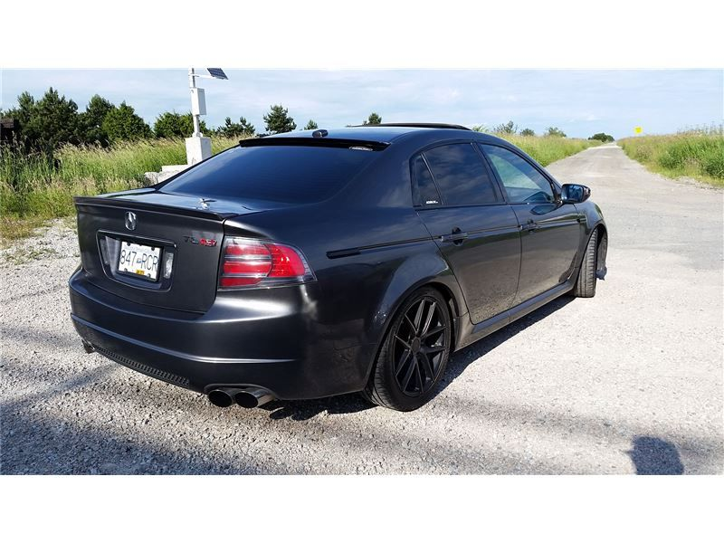 car 2007 acura tl type s 3 5l in surrey bc 14 750 pinterest acura tl surrey and cars. Black Bedroom Furniture Sets. Home Design Ideas