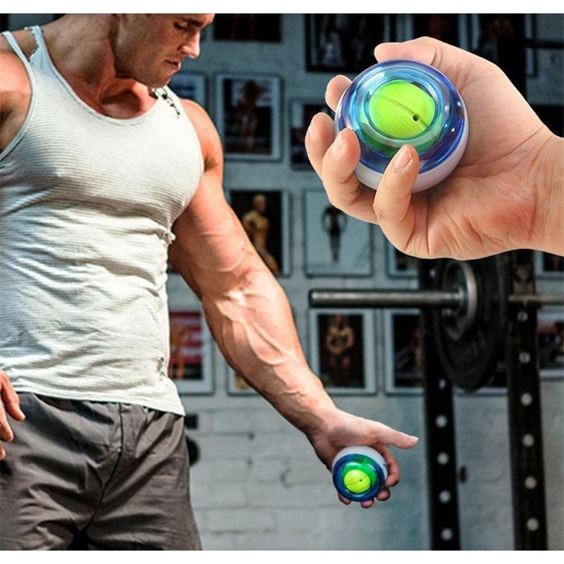 Powerball Wrist Arm Trainer In 2020 Wrist Exercises Ball Exercises Power Balls