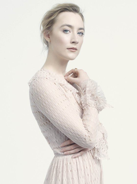 """Saoirse Ronan portrays Abigail Williams as the victim in the broadway version of """"The Crucible"""" by Arthur Miller"""
