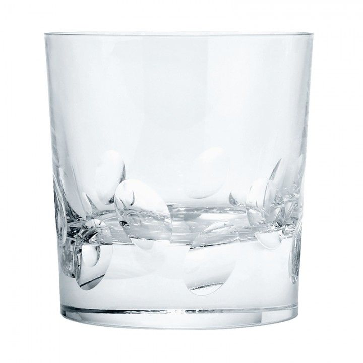 Christofle Cluny Double Old Fashion In Tabletop Christofle Old Fashioned Glassware