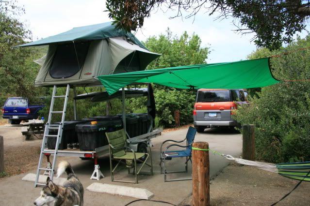 Best Roof Top Tent Trailer Dirt Bike Off Road Trailers 400 x 300