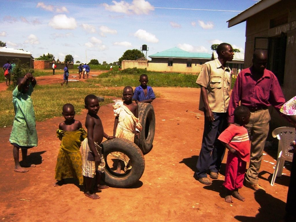 A mission trip to Uganda for 3 weeks