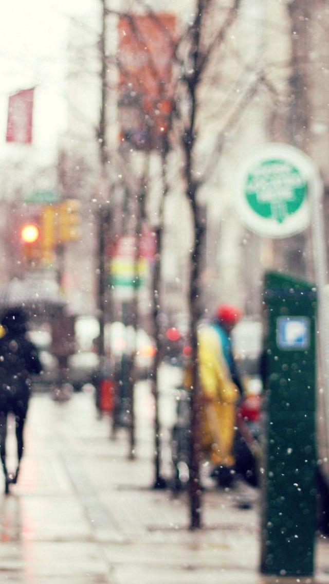 Rainy Street Iphone Wallpaper Android Tech Snow Winter Ipad Air Wallpaper Nature Iphone Wallpaper Rainy Street