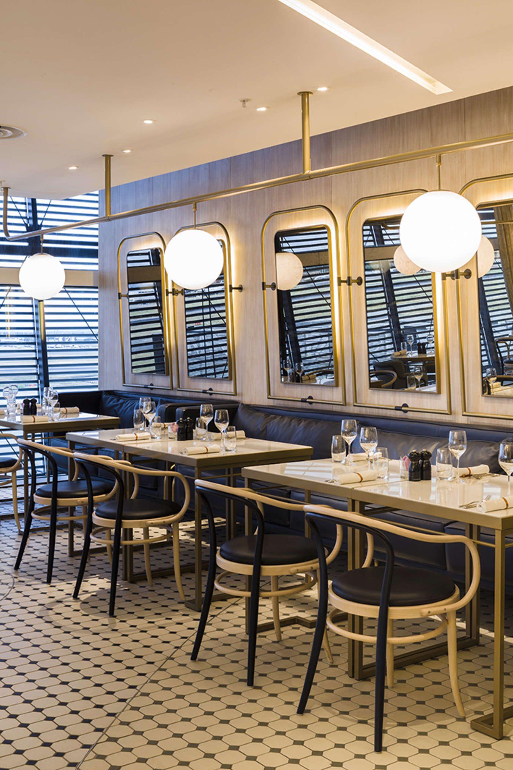 The Gorgeous Kitchen By Blacksheep Trendland Cafe Interior Bar Interior Design Restaurant Design