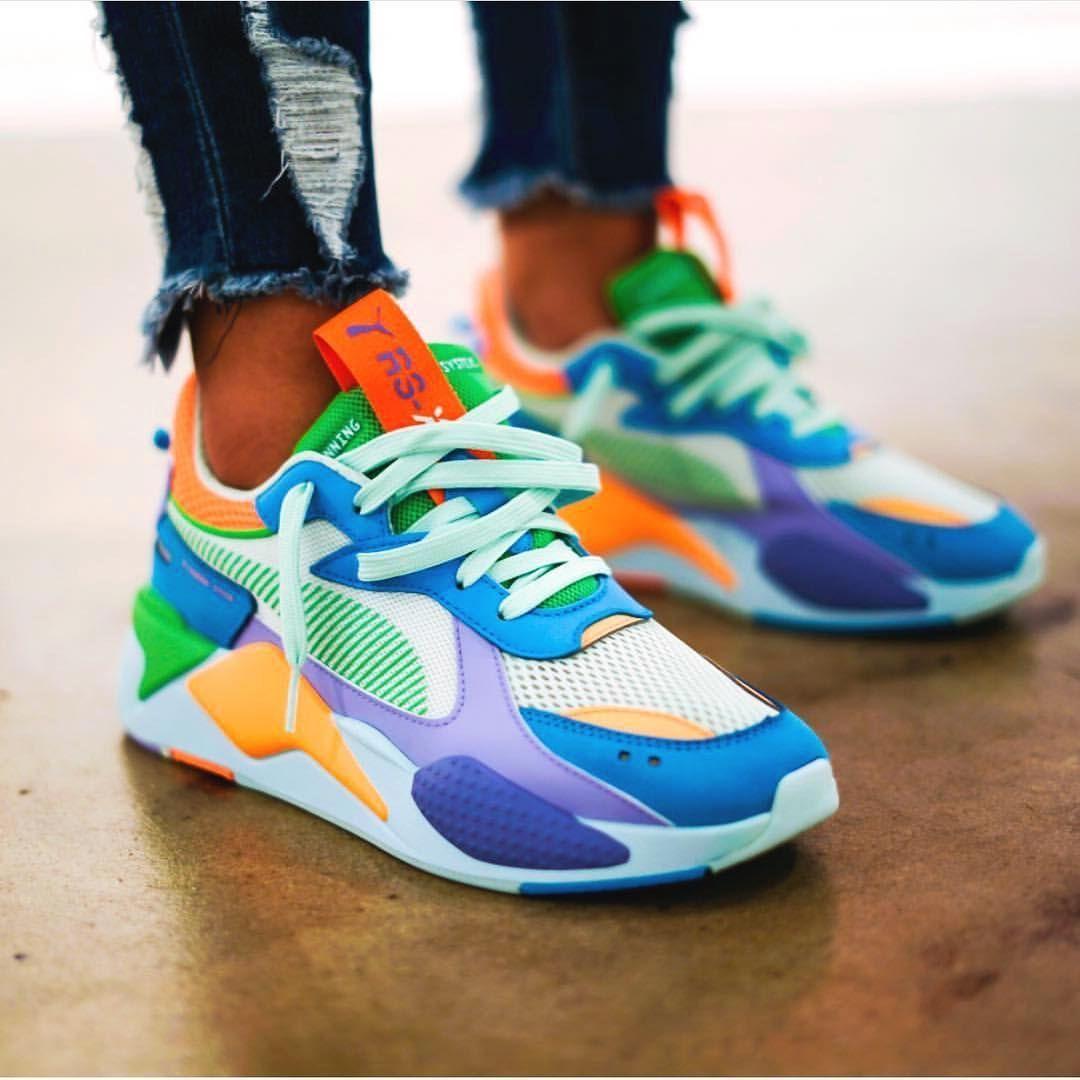 Puma RX-S | Tennis shoes outfit, Mens puma shoes, Popular shoes