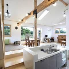 주방 인테리어 디자인 & 아이디어  집 꾸미기, 집안 꾸미기 및 ...