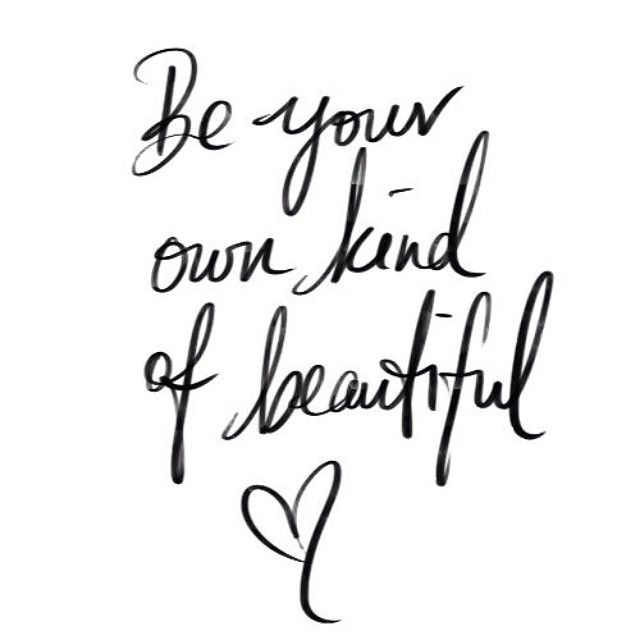 Beautiful Is Not Always On The Outside