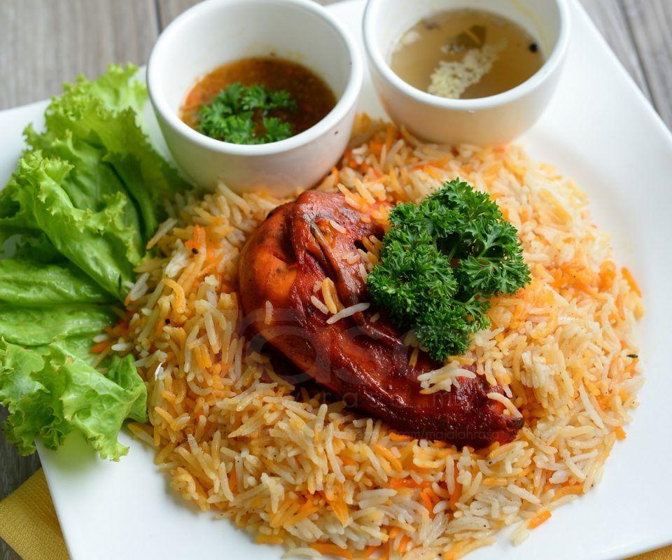Resipi Lengkap Set Nasi Mandy Ayam Rasa Rice Popular