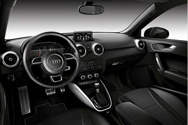 2016 Audi Q1 Dashboard Audi A1 Sportback Audi A1 Audi Interior