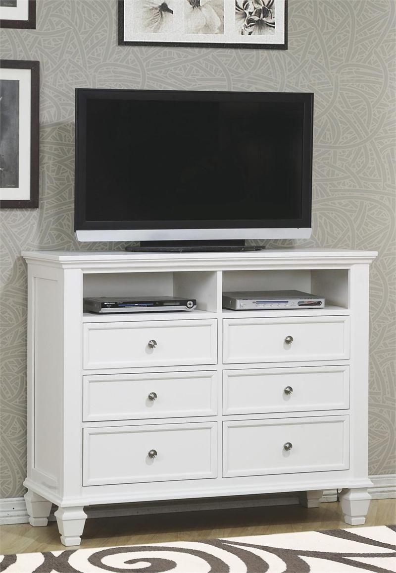 Bedroom Furniture Media Dresser | Bedroom Furniture | Pinterest ...