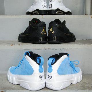 His Air Jordans #shoetography