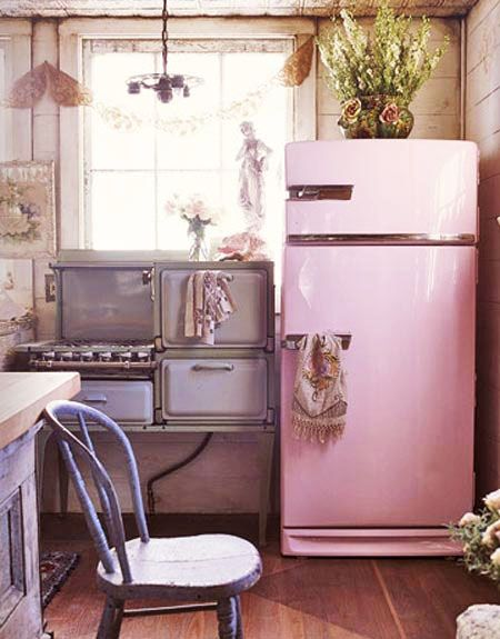 Set Your Own Trend With Custom Colored Appliances Retro