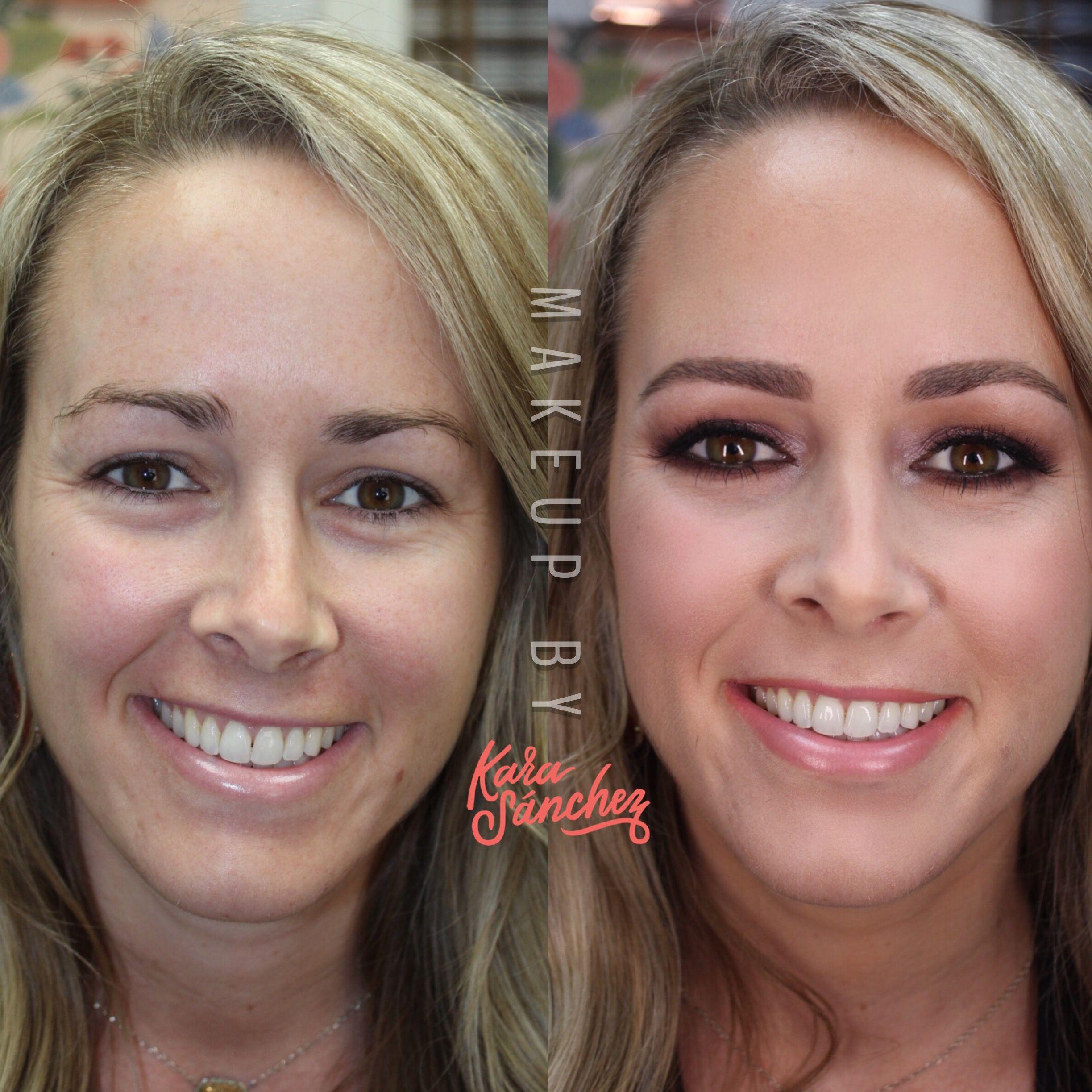 MAKEUP BAG MAKEOVER with Kara Sánchez Permanent eyebrows