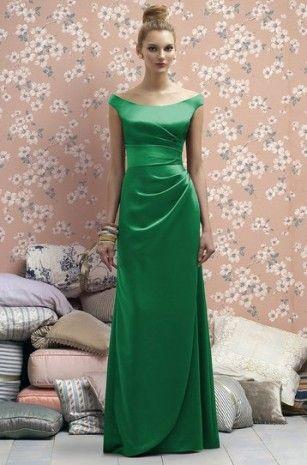 Shamrock Full Length Bridesmaid Dress G272