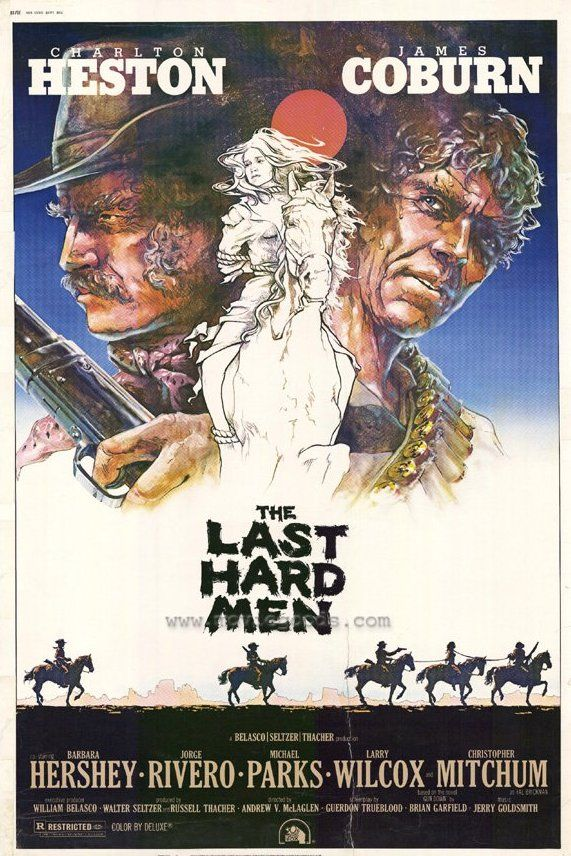 The Last Hard Men (1976) D Andrew V. McLaglen. Charlton