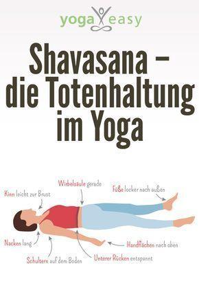 yoga üben alles über shavasana die totenstellung  yoga