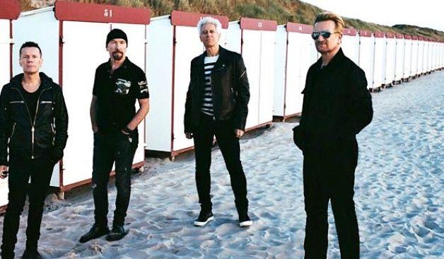 U2 estrena una canción de amor y contenido político, con Kendrick Lamar en la intro