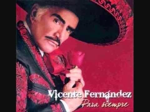 Vicente Fernandez  이 곡을 들으면서 여행을 떠나면 정말 좋은 이상한 곡...