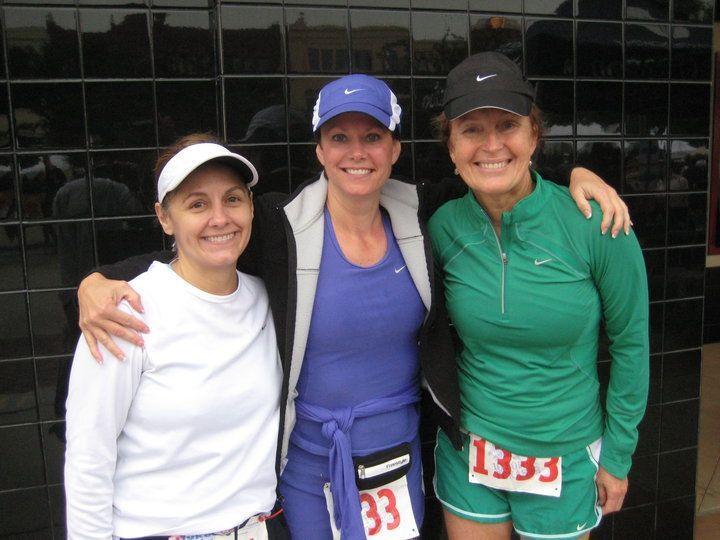 Ten for Texas 2010!  Running buddies!