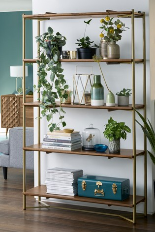 Lloyd Tall Shelf Tall shelves, Shelves, Decor