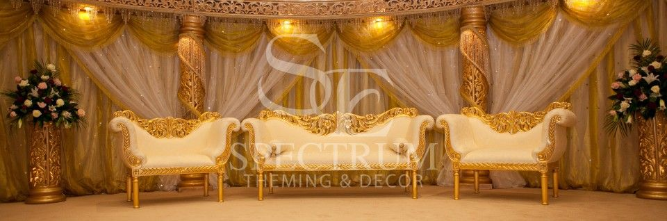 Spectrum Events Gallery - Latest Weddings & Events