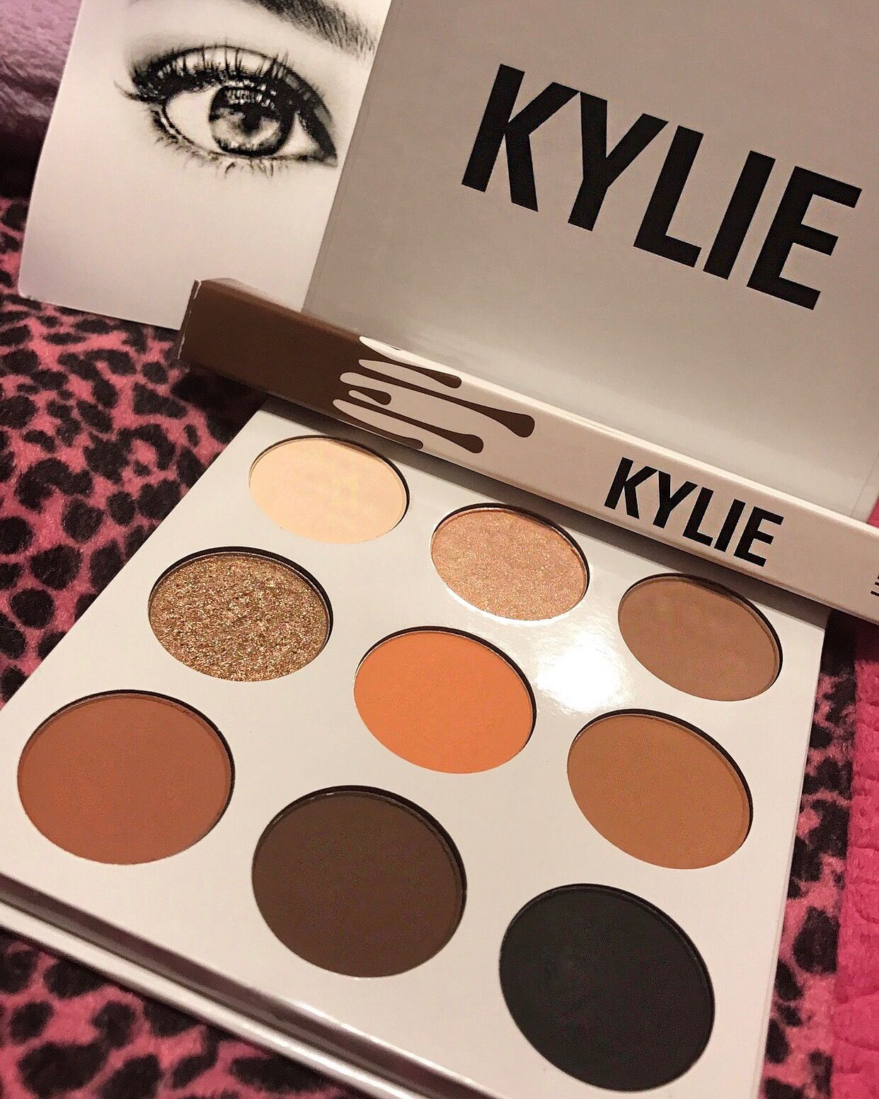 Eye Of The Storm Palette Kyshadow by Kylie Cosmetics #13