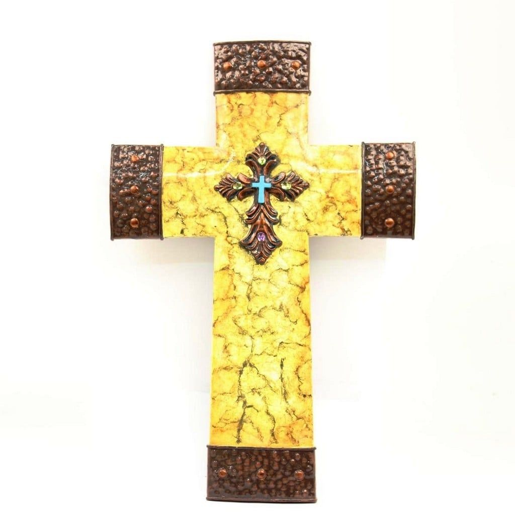 Fine Decorative Crosses To Hang On Wall Ornament - Wall Art ...