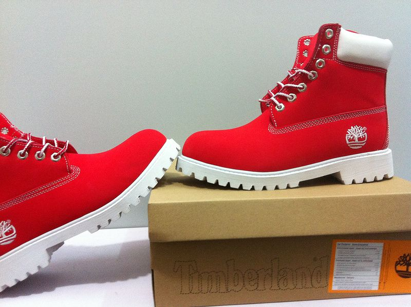 7f715e087 Red Boots for Women | ... Premium Boots > Timberland Women's  Earthkeepers Waterproof