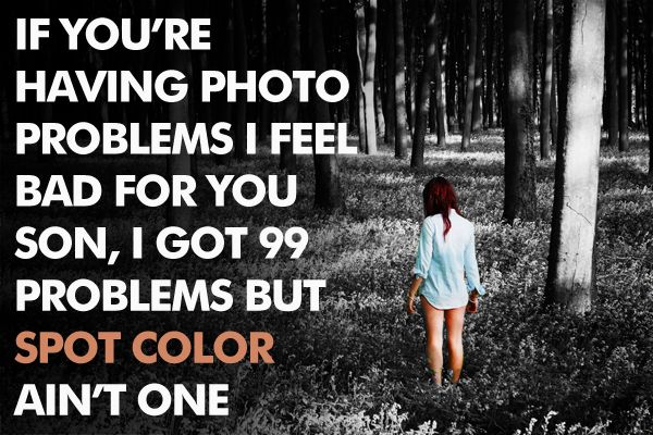 Why You Should Never Use Spot Color » Expert Photography
