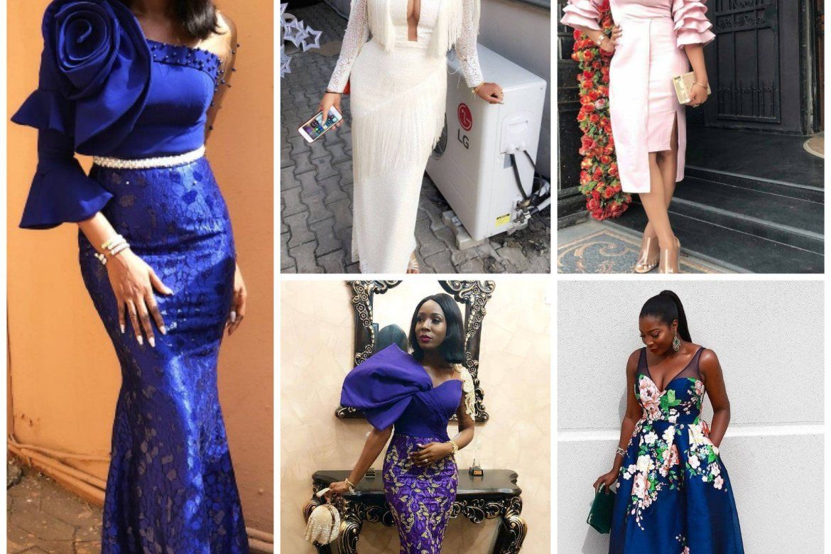 Gorgeous Wedding Guest Outfits You Will Fall In Love With Wedding Digest Naija Wedding Guest Dress Stunning Wedding Guest Dresses Dresses [ 780 x 1170 Pixel ]
