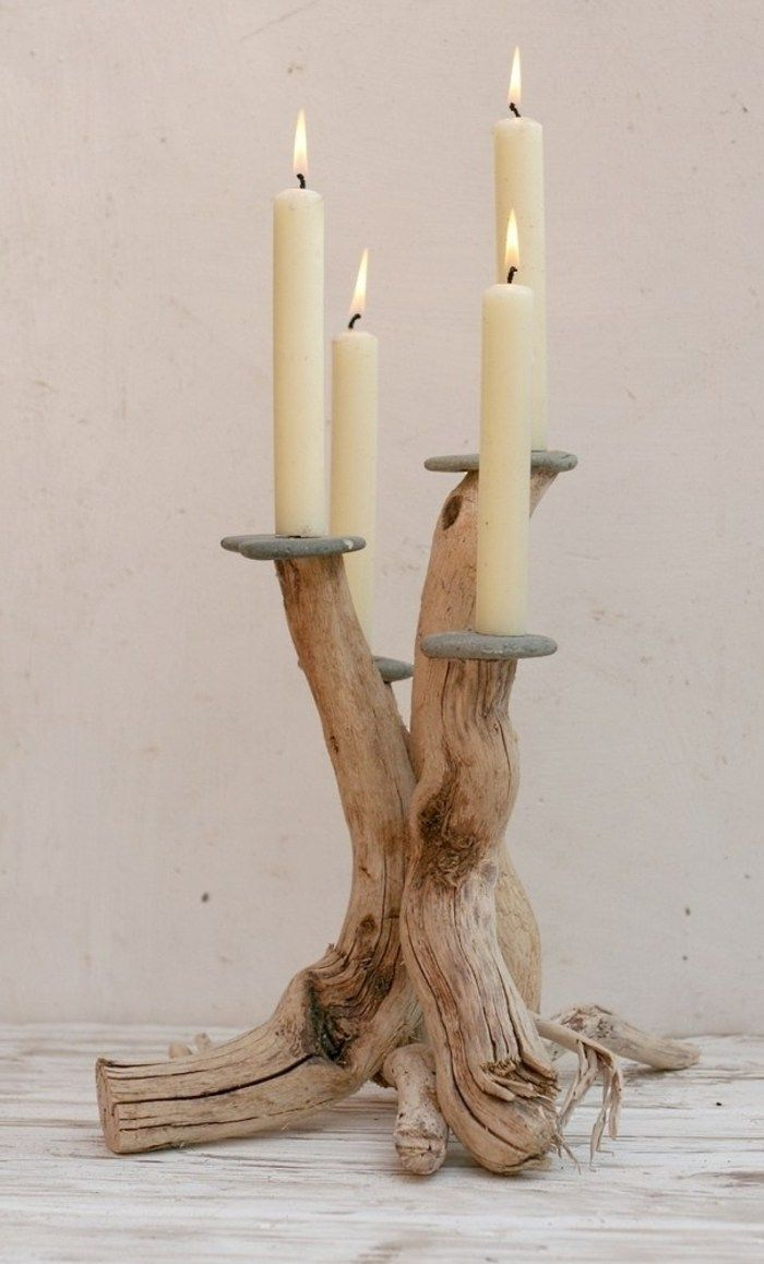 Driftwood craft ideas: unique pieces created with this amazing material