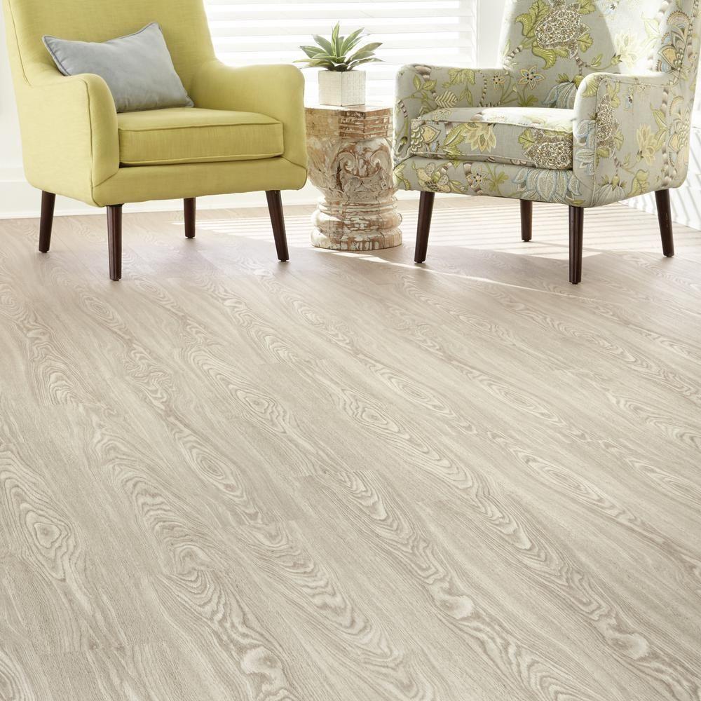 Home Decorators Collection Quiet Oak 7.5 in. x 47.6 in. Luxury ...