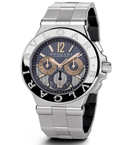 f1b3a9334628 Bvlgari Diagono Calibro 303 fashion chronograph watch   Watch Yer ...