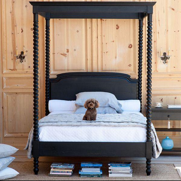 Cama con dosel atornillado | mis habitaciones | Pinterest | Camas ...