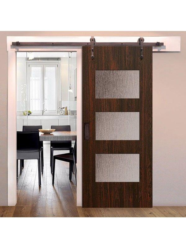 Birch Santa Monica Contemporary Door 6 8 Tall 48 X 804 0 X